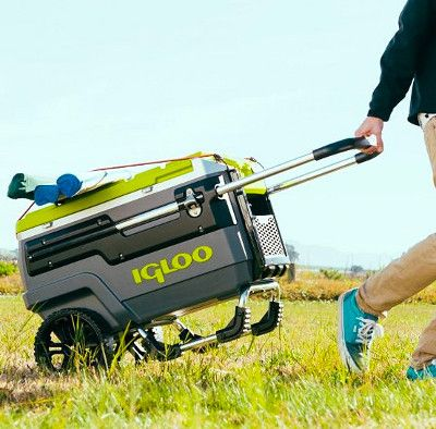 Igloo Trailmate All-Terrain Cooler review