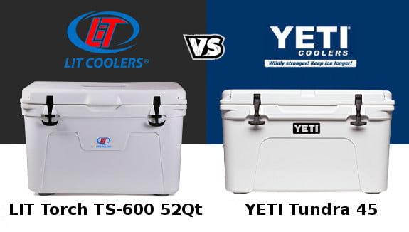 LIT Coolers Vs YETI