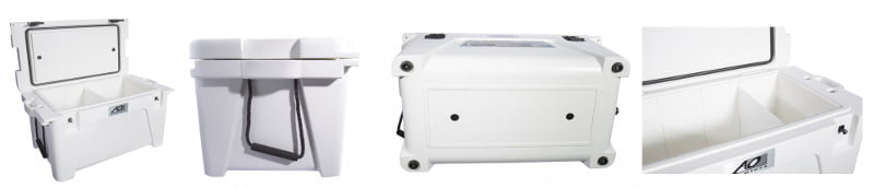 AO Everest Coolers - Features