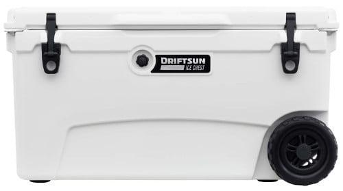 Driftsun 70 Quart Rolling Cooler