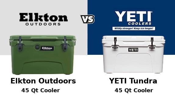 Elkton Outdoors Cooler Vs Yeti