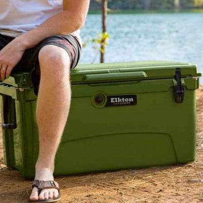 Elkton Outdoors Coolers