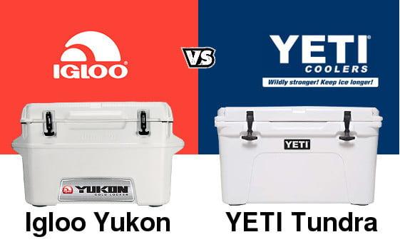 Igloo Yukon Vs YETI Tundra
