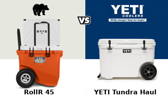 RollR Cooler Vs YETI Tundra Haul
