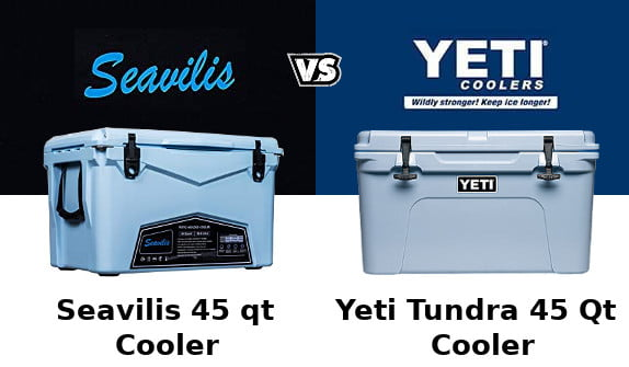 Seavilis Cooler Vs YETI