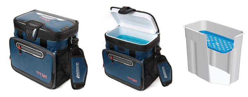 Arctic Zone Titan Deep Freeze Zipperless Soft Cooler