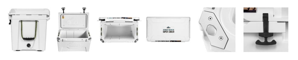 Cascade Mountain Tech Coolers - Features