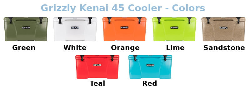 Grizzly Kenai 45 Cooler Review