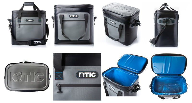 RTIC SoftPack Coolers - Design