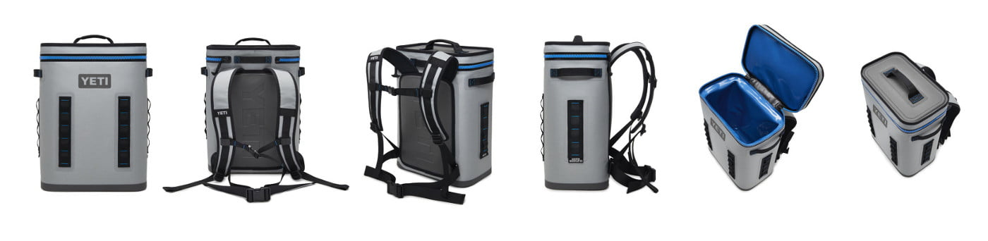 YETI Hopper BackFlip Cooler - Design