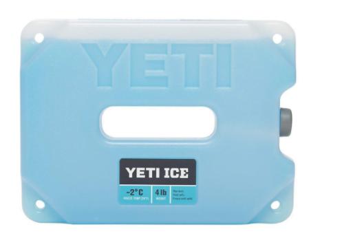 Yeti 4 lbs ice brick